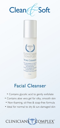 Facial Cleanser Sales Sheets