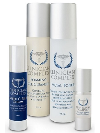 Anti-Aging Combination/Oily Skin Kit