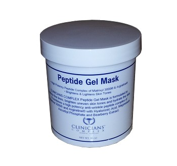 Peptide Gel Mask, Professional 16oz jar